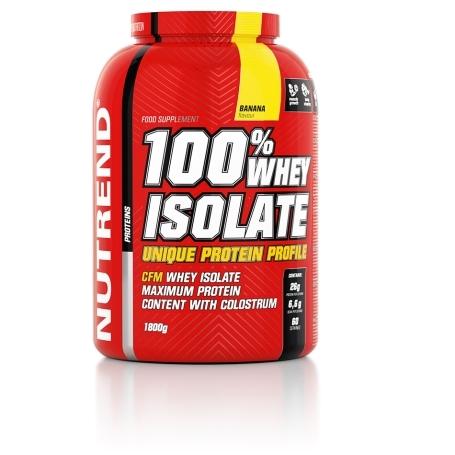 100% WHEY ISOLATE, 1800 g, banán