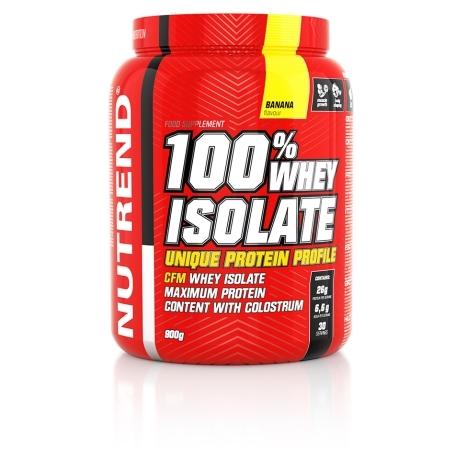 100% WHEY ISOLATE, 900 g, banán