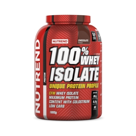 100% WHEY ISOLATE AKCE 1+1