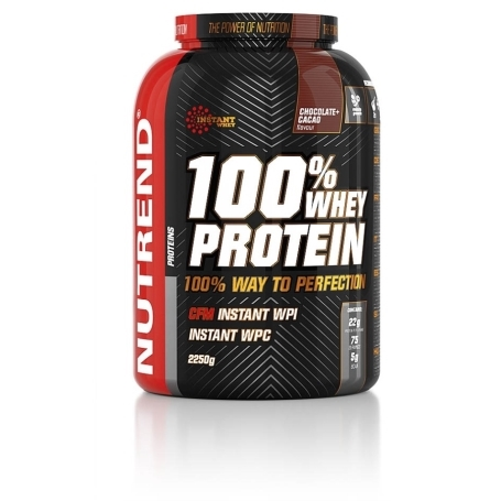 100% WHEY PROTEIN, 2250 g, biscuit