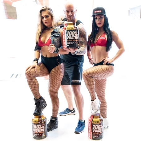 NUTREND - 100% WHEY PROTEIN