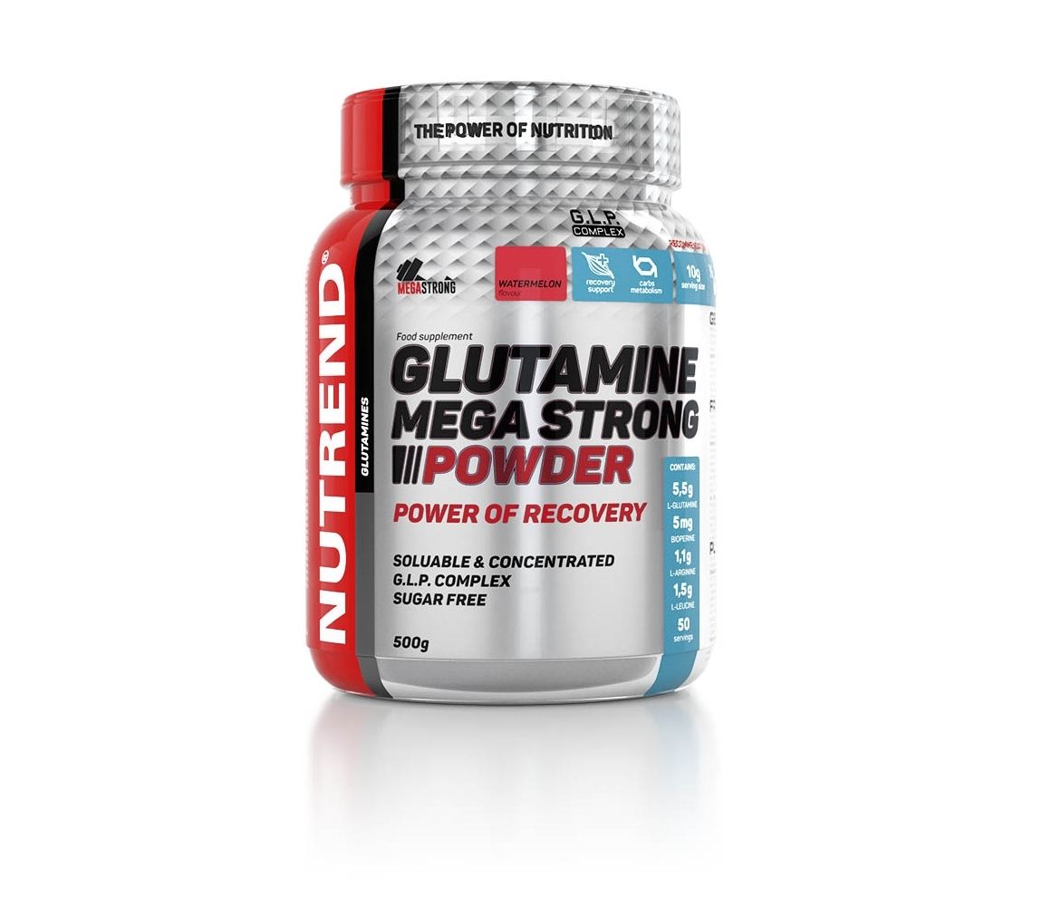 GLUTAMINE MEGA STRONG POWDER