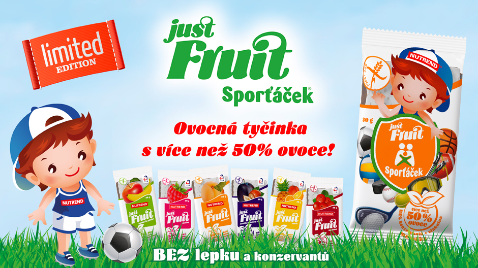 Just Fruit Sporťáček