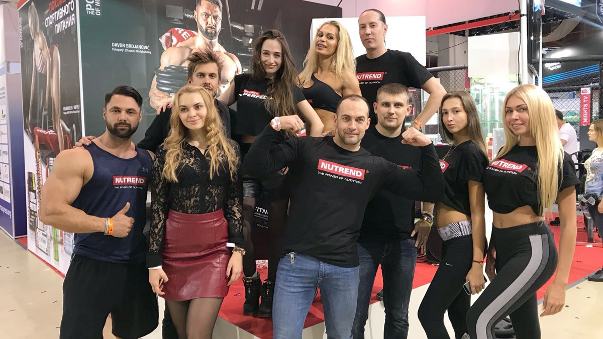 SN PRO Show Moscow 2017