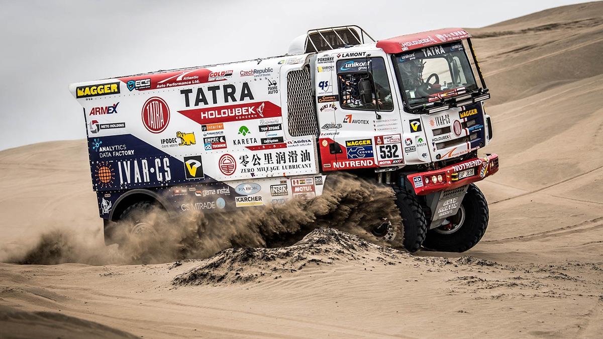 Tým TATRA BUGGYRA má úspěšně odtestováno a vyhlíží podium  108125c5c3