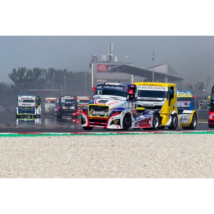 NUTREND BUGGYRA Slovakiaring 2018