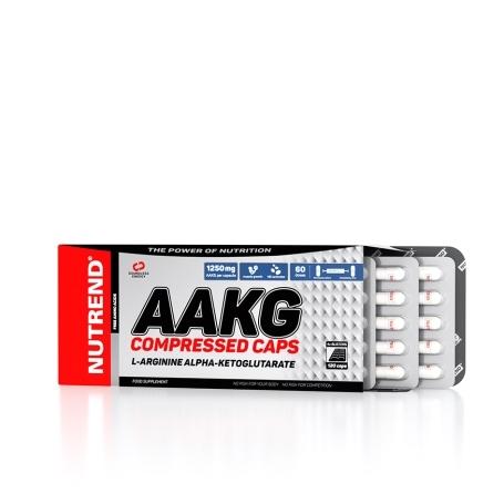 AAKG COMPRESSED CAPS, 120 kapslí,