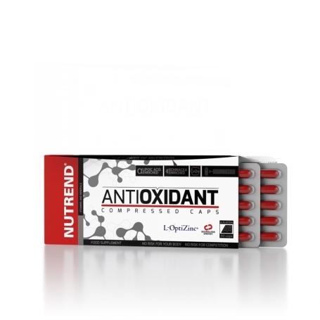 ANTIOXIDANT COMPRESSED CAPS, 60 kapslí,