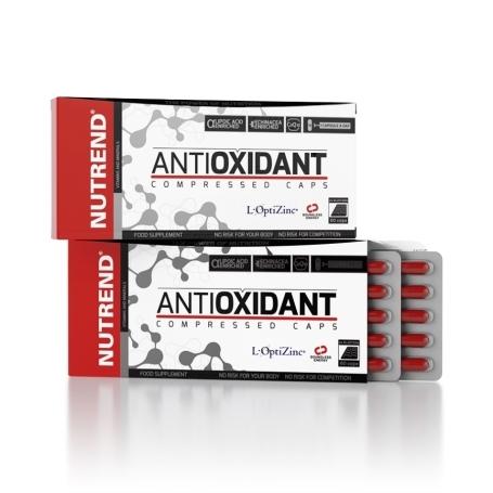 ANTIOXIDANT COMPRESSED CAPS