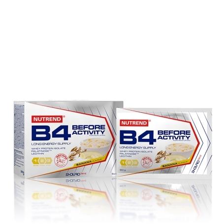B4 ACTIVITY, 5x60 g, banán