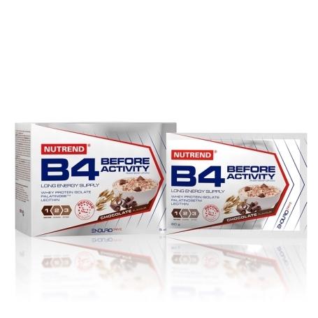B4 ACTIVITY, 5x60 g, čokoláda