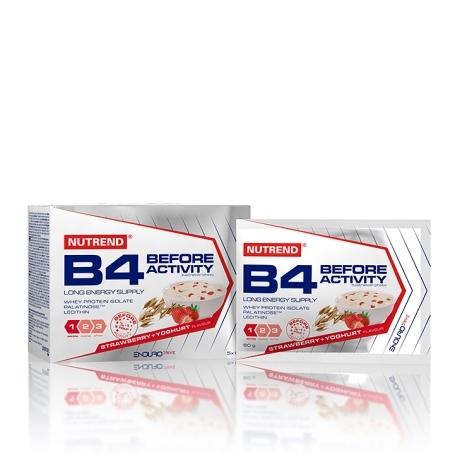 B4 ACTIVITY, 5x60 g, jahoda+jogurt