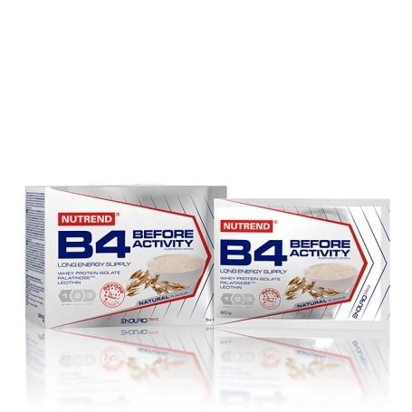 B4 ACTIVITY, 5x60 g, natural