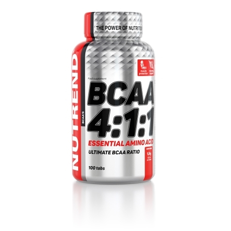 BCAA 4:1:1, 100 tablet,