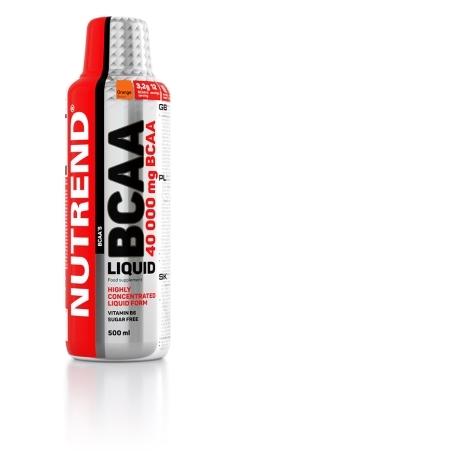 BCAA LIQUID, 500 ml,