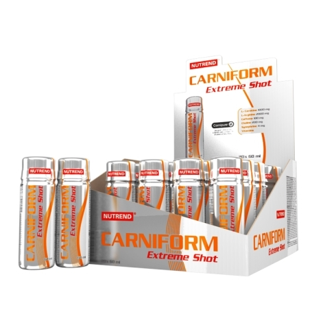 CARNIFORM SHOT, 10x60 ml,