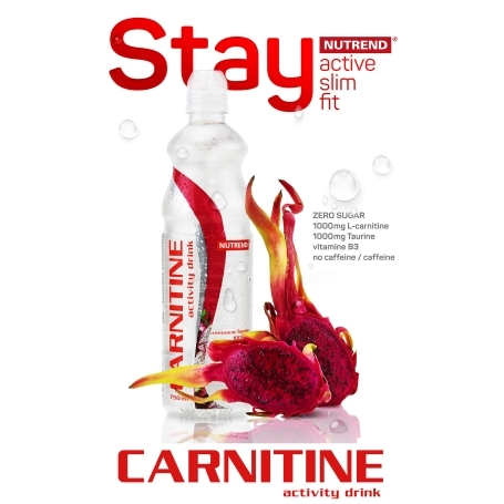 NUTREND - CARNITINE ACTIVITY DRINK