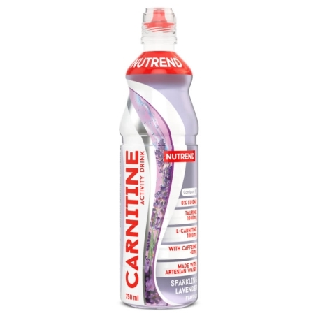 CARNITINE ACTIVITY DRINK with caffeine AKCE 6+2