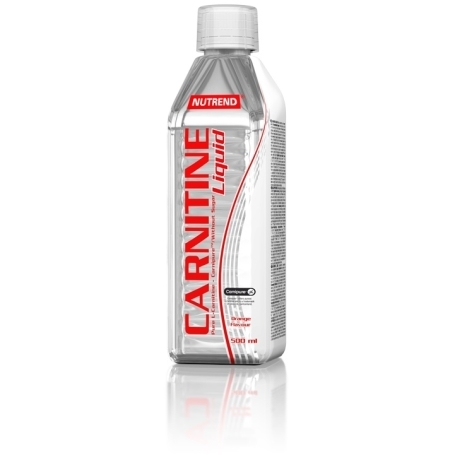 CARNITINE LIQUID, 500 ml, pomeranč