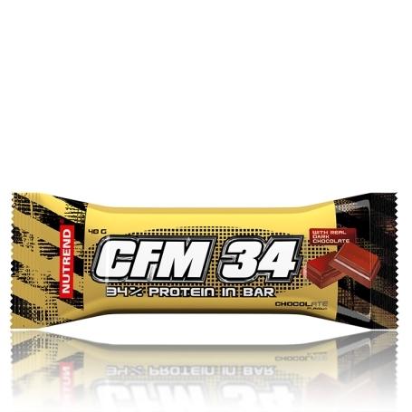 CFM 34, 40 g, čokoláda