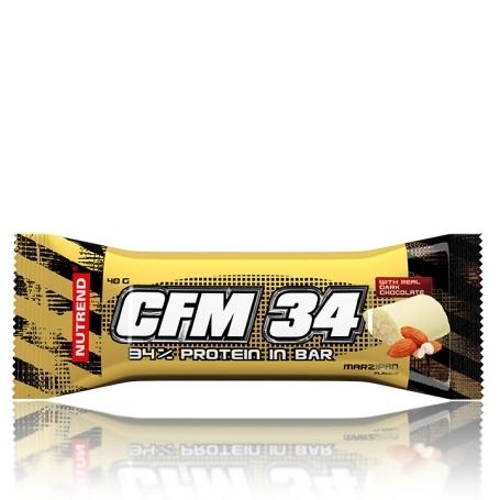 CFM 34, 40 g, marcipán