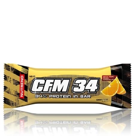 CFM 34, 40 g, pomeranč