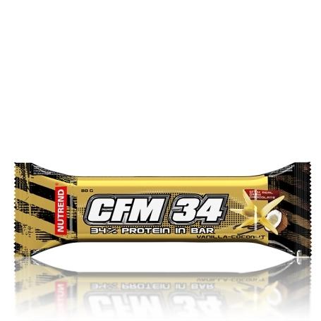 CFM 34, 40 g, vanilka-kokos