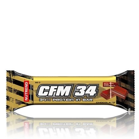 CFM 34, 80 g, čokoláda