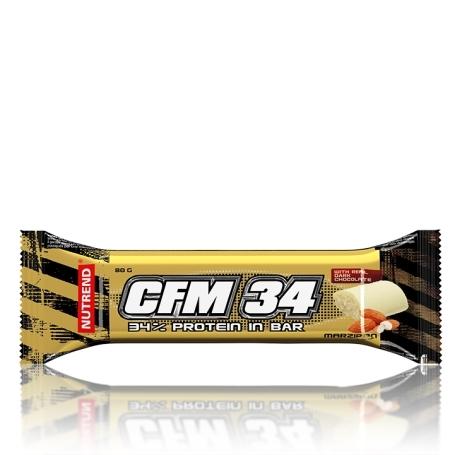 CFM 34, 80 g, marcipán