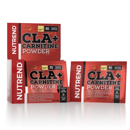 NUTREND CLA+CARNITINE POWDER
