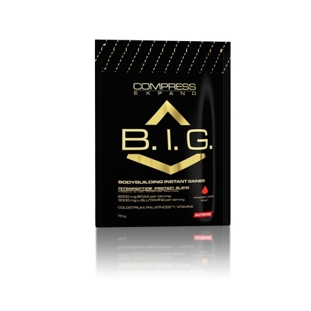 COMPRESS B.I.G., 5000 g, banán