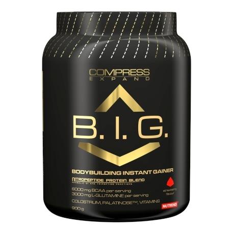 COMPRESS B.I.G., 910 g, banán
