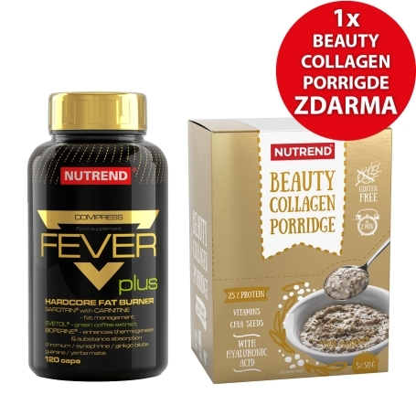 COMPRESS FEVER + BEAUTY COLLAGEN PORRIDGE