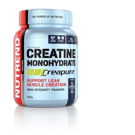 CREATINE MONOHYDRATE CREAPURE, 500 g,