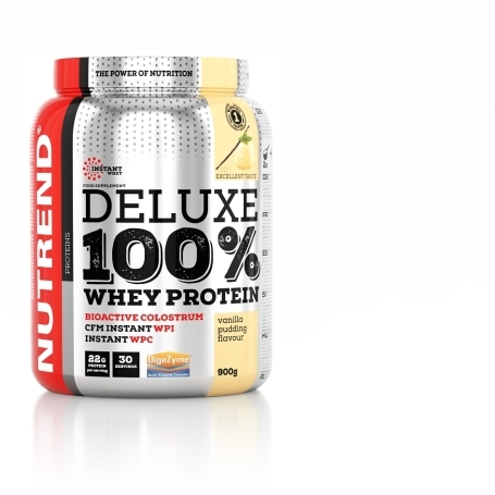NUTREND - DELUXE 100% WHEY 900g