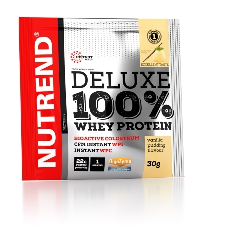 NUTREND - DELUXE 100% WHEY 30g