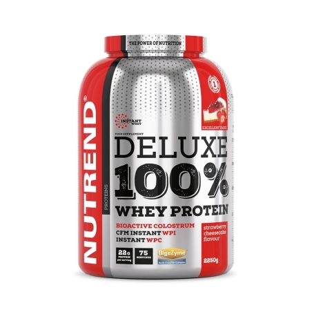DELUXE 100% WHEY AKCE 1+1