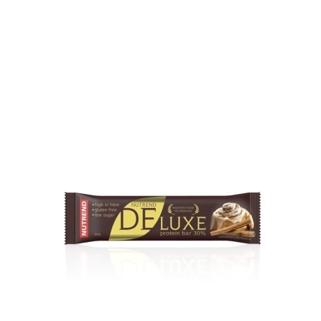 DELUXE, 60 g, skořicový šnek