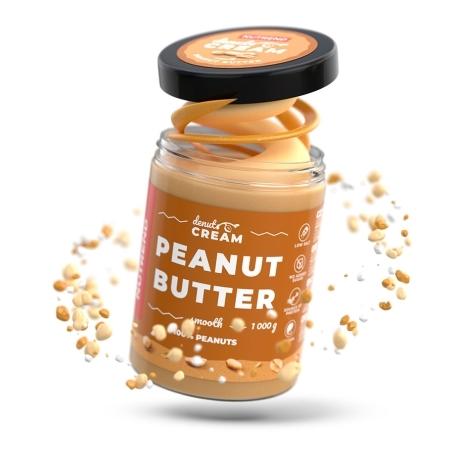 DENUTS CREAM arašídové máslo