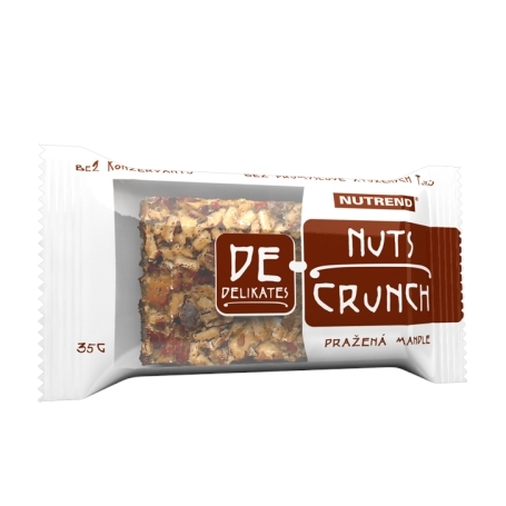 DeNuts CRUNCH, 35 g, mandle