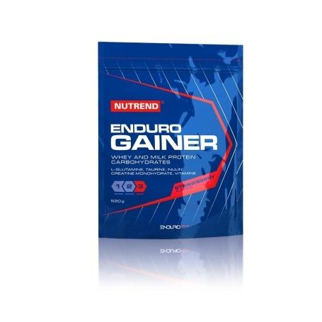 ENDURO GAINER, 520 g, jahoda