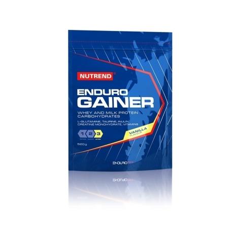 ENDURO GAINER, 520 g, vanilka