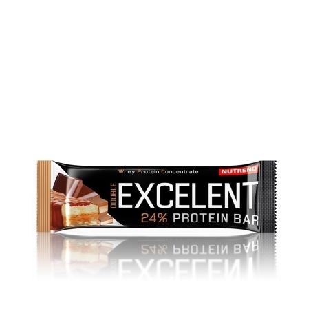 EXCELENT BAR DOUBLE, 85 g, čokoláda+nugát s brusinkami