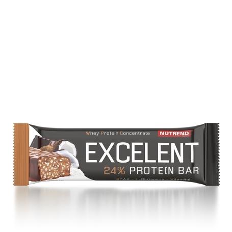 EXCELENT protein bar, 40 g, čokoláda+kokos
