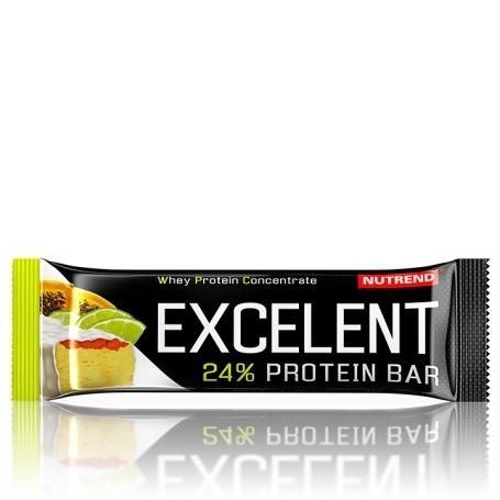EXCELENT protein bar, 40 g, limetka s papájou