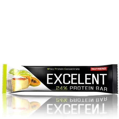 EXCELENT protein bar, 85 g, limetka s papájou