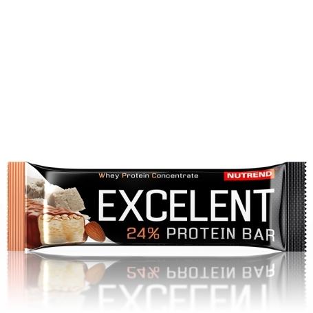 EXCELENT protein bar, 85 g, marcipán s mandlemi