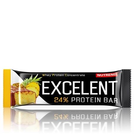 EXCELENT protein bar, 85 g, vanilka s ananasem