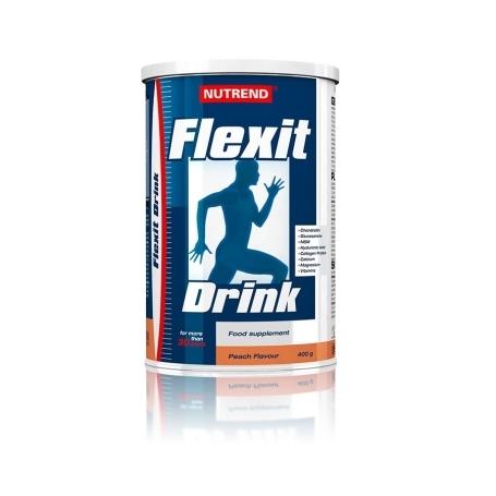 FLEXIT DRINK, 400 g, broskev