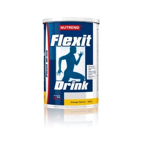 FLEXIT DRINK, 400 g, pomeranč